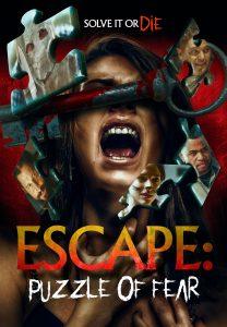 Escape: Puzzle of Fear affiche film