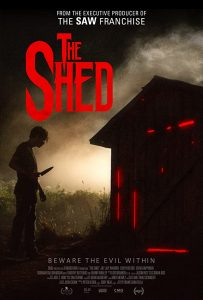 The Shed affiche film