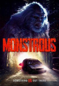 Monstruous affiche film