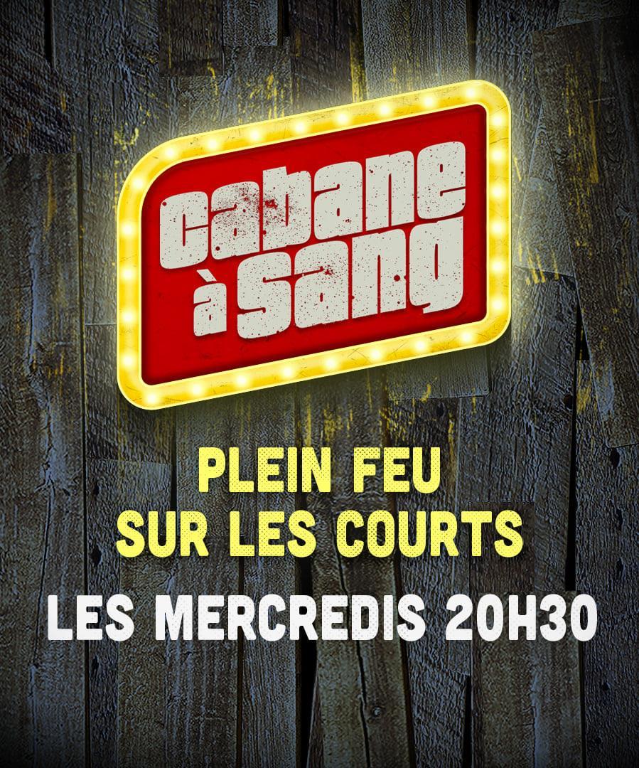 Cabane a sang poster frissons tv