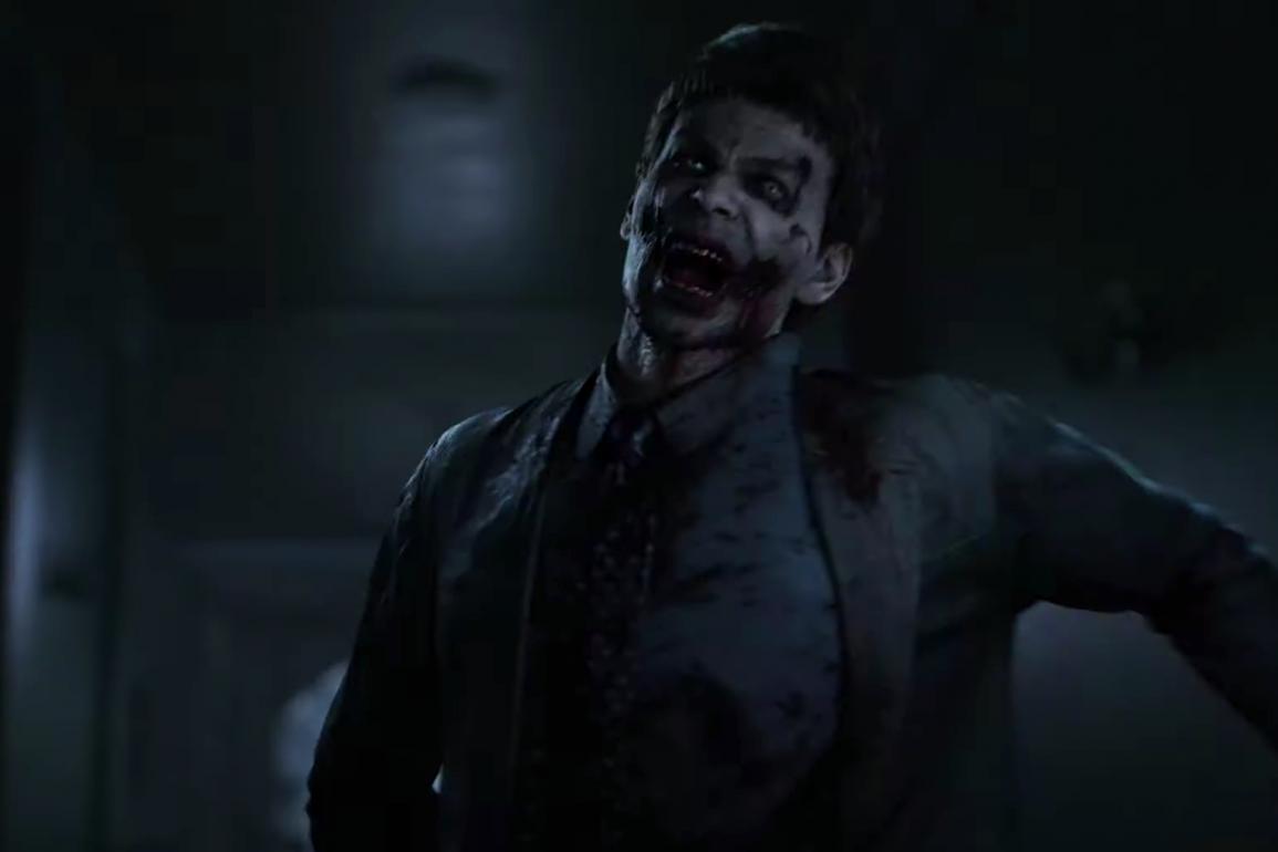 Resident Evil Infinite Darkness Teaser Trailer Netflix 0 38 screenshot