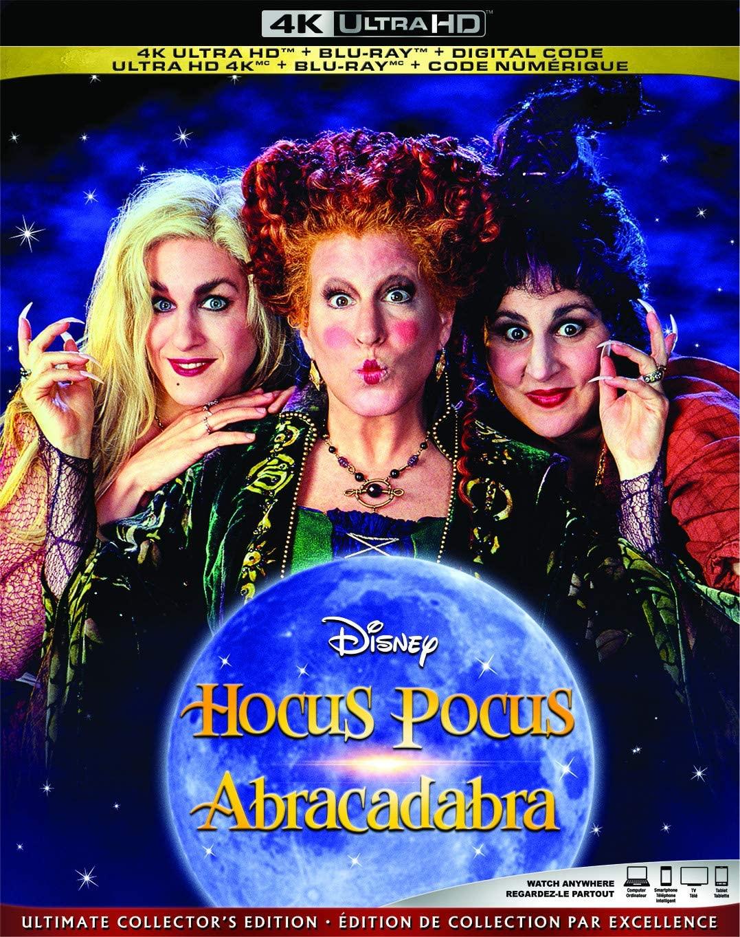 hocus pocus 4k