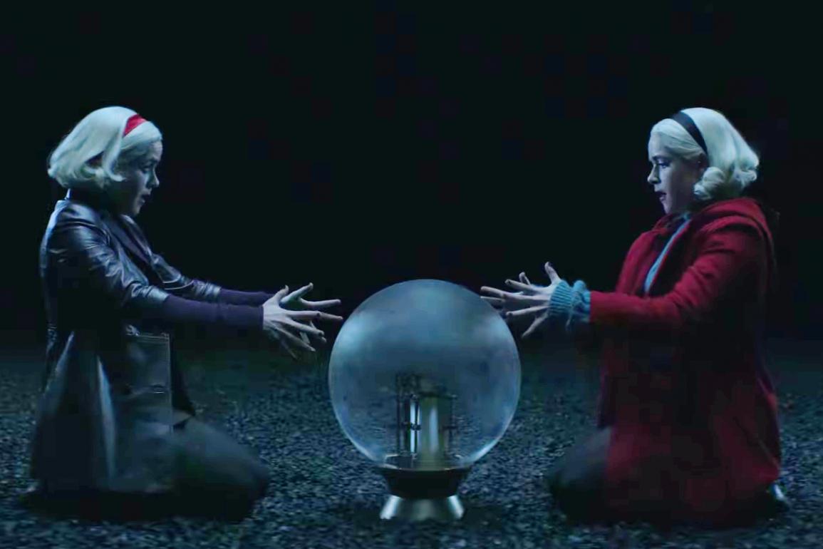 Chilling Adventures of Sabrina Part 4 Date Announcement Teaser Netflix 0 37 screenshot