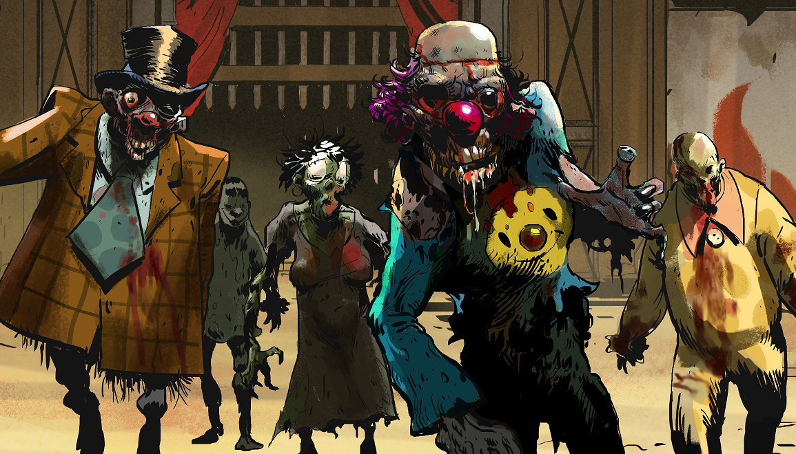 CreepshowAnimatedSpecial Circus of the Dead Clowns