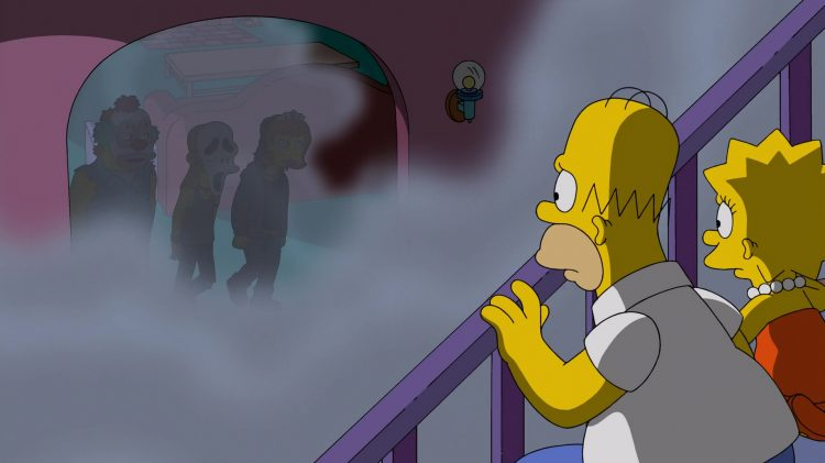 Treehouse of Horror Simpsons