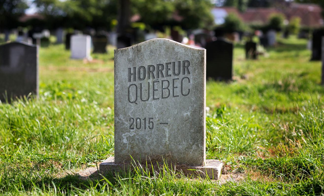 Horreur Quebec 5 ans