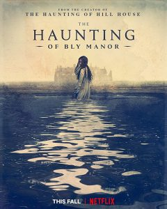 The Haunting of Bly Manor affiche Netflix