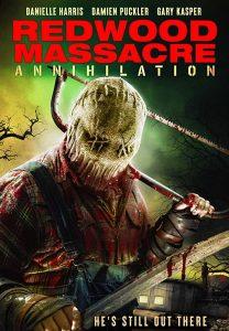 Redwood Massacre Annihilation affiche film