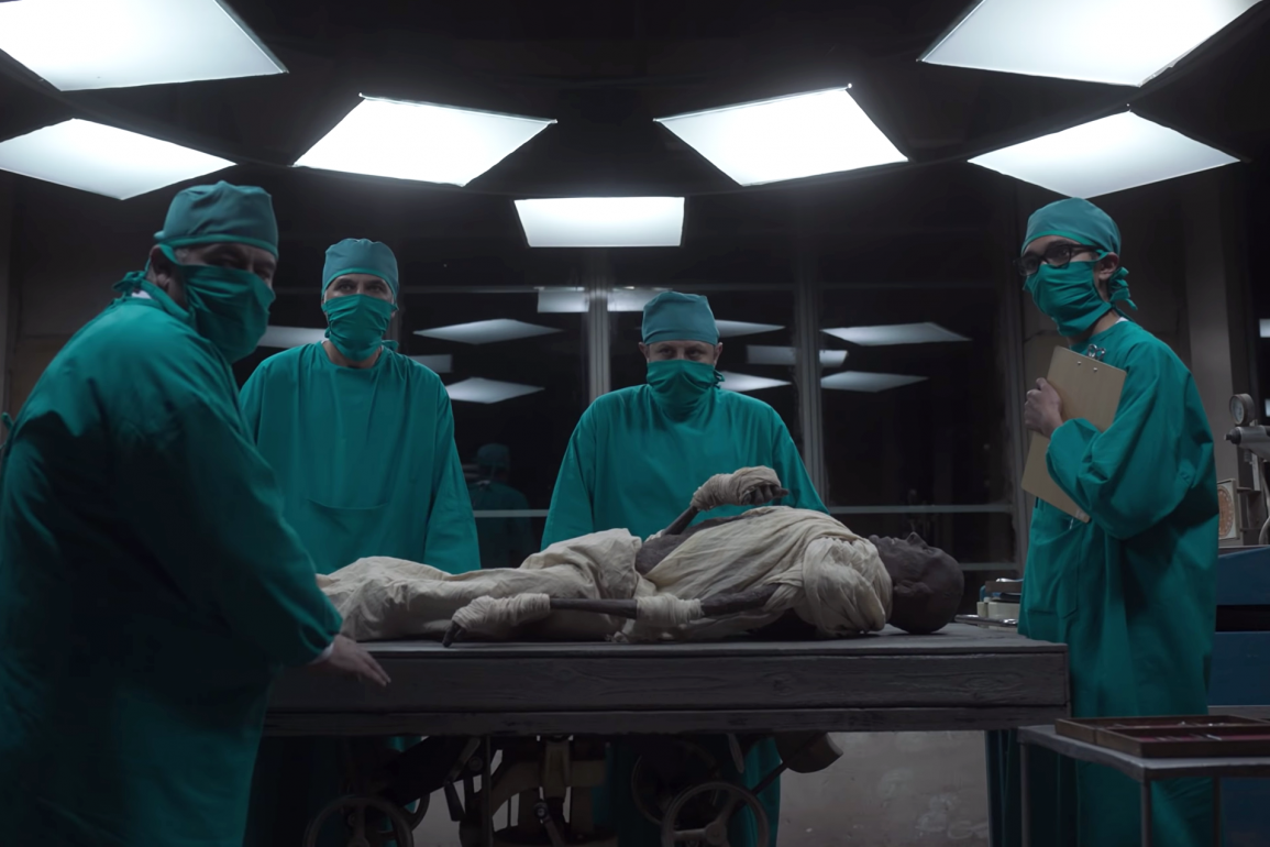 Paranormal Official Teaser Netflix 0 42 screenshot 1