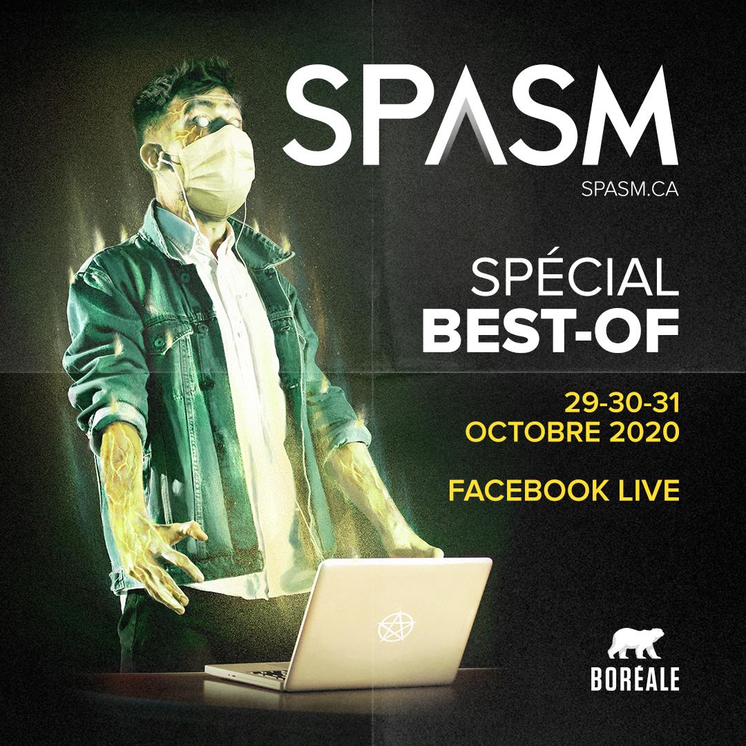 Spasm Cover Edition19 Instagram