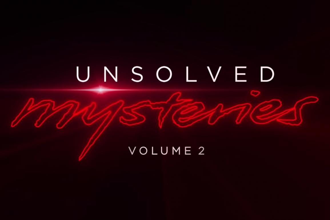 Unsolved Mysteries Volume 2 Official Trailer Netflix 1 17 screenshot e1602176840759
