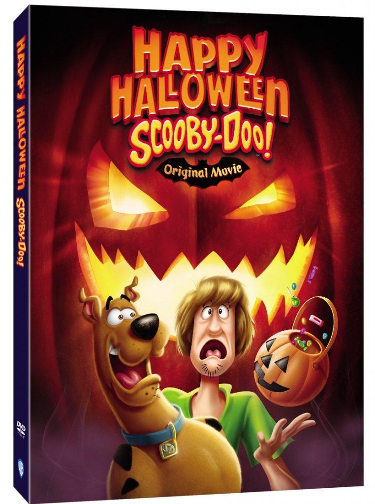 happy halloween scoobydoo dvd
