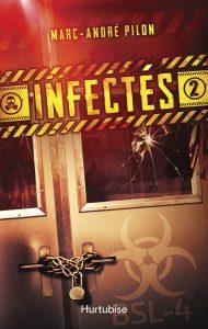 Infectés Tome 2 couverture
