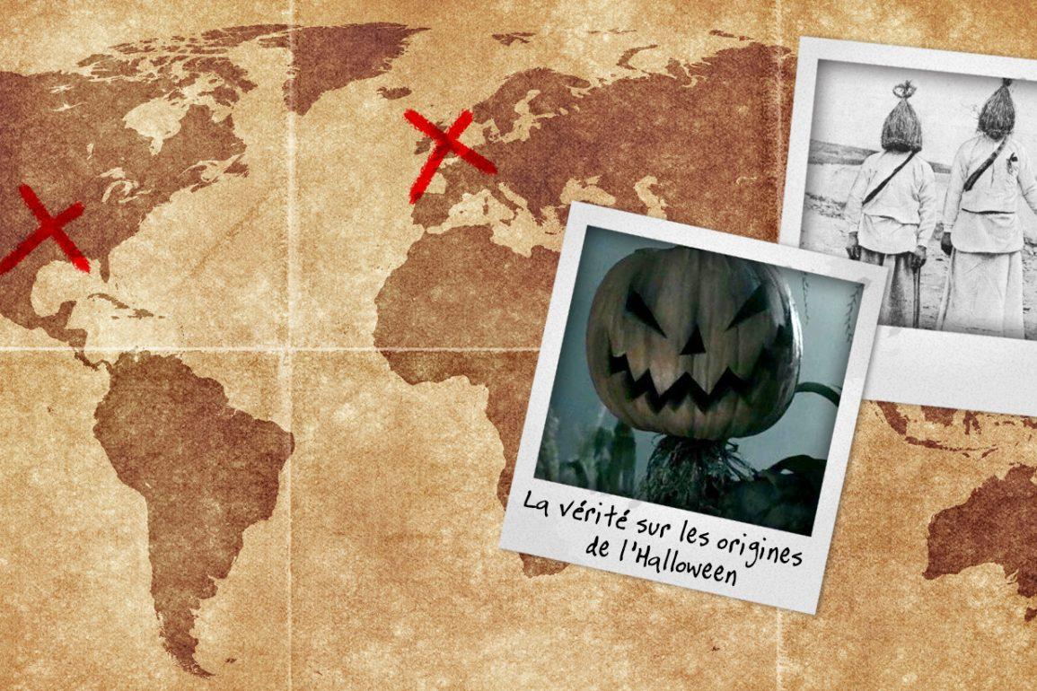 la verite sur les origines de l halloween