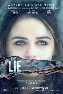 The Lie affiche film