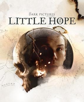 The Dark Picture Anthology Little Hope couverture jeu vidéo