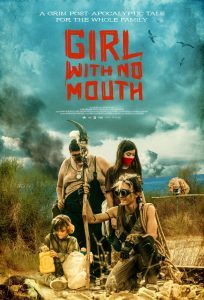 Girl With No Mouth affiche film