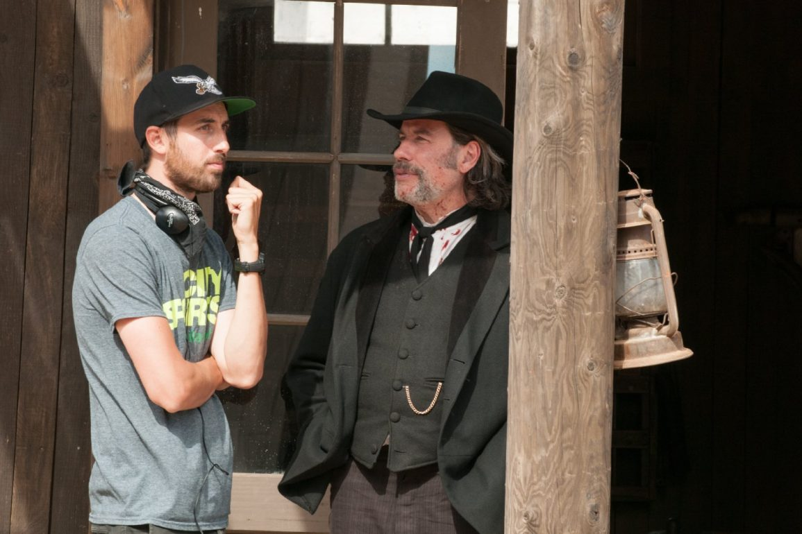 In a Valley of Violence 2016 Ti West John Travolta