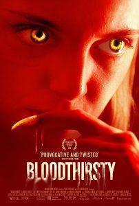 Bloodthirsty affiche film