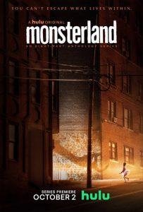 Monsterland Crave affiche