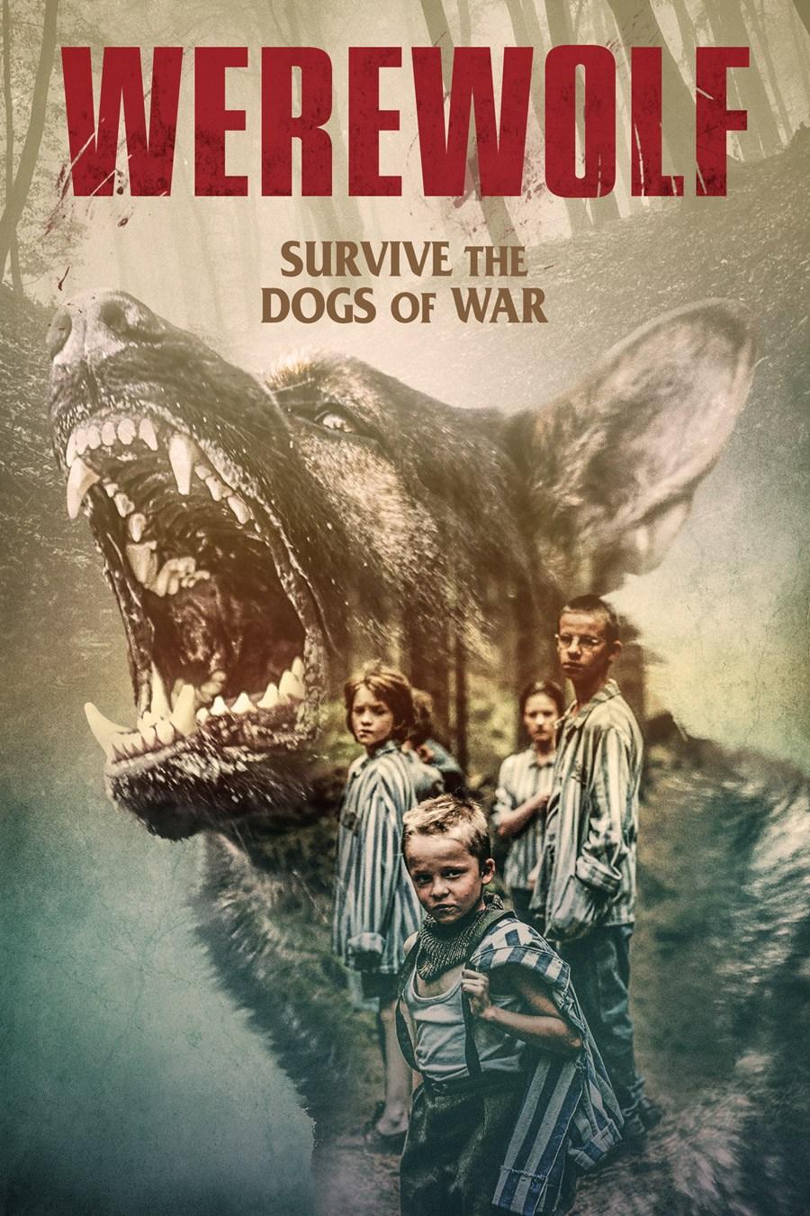 Werewolf poster web