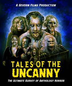 Tales of the Uncanny affiche film