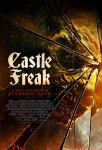 Castle Freak affiche film