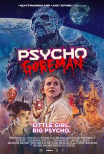 Psycho Foreman affiche film