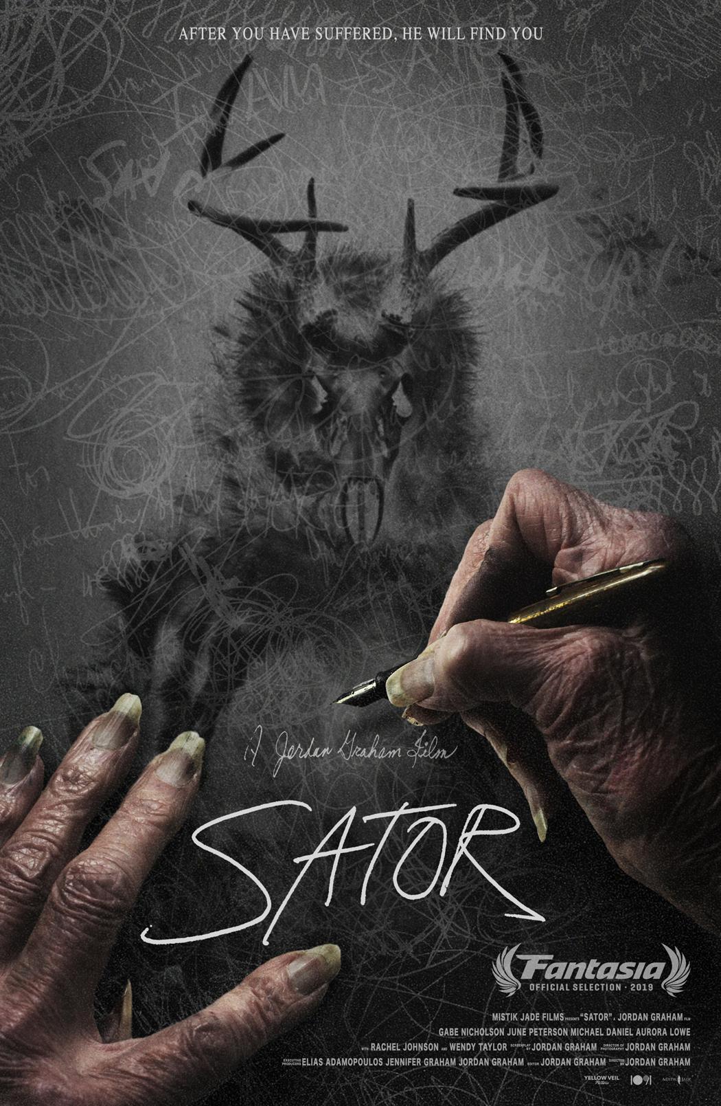 Sator Poster Deliver