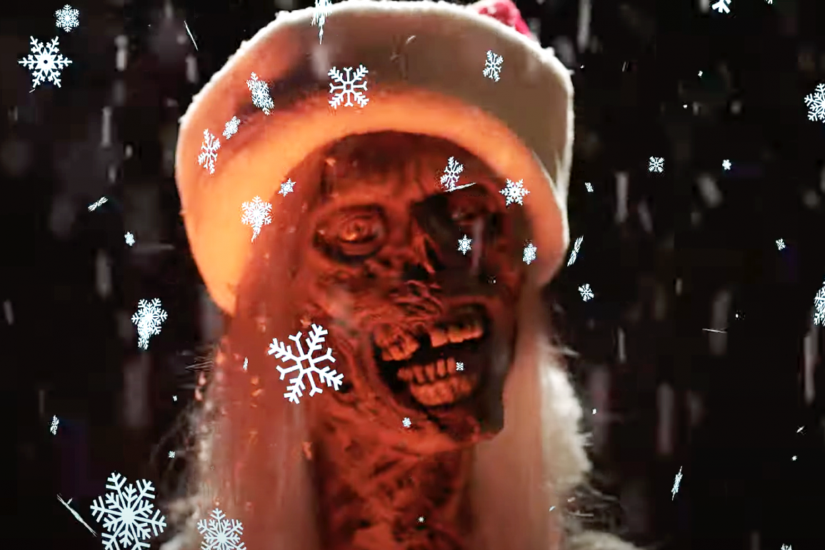 a creepshow christmas special