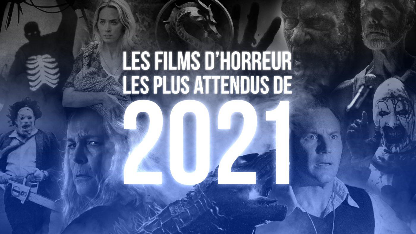films horreur 2021