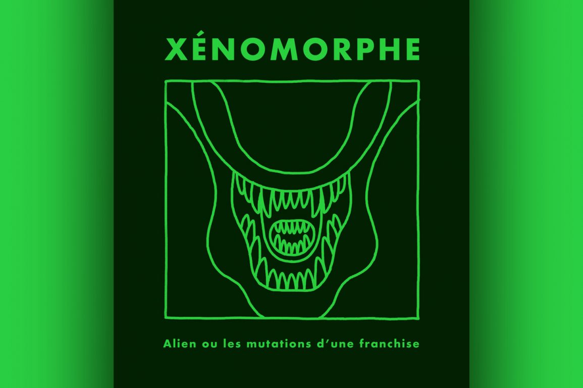 xenomorphe alien megan bedard