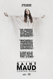 Saint Maud affiche film