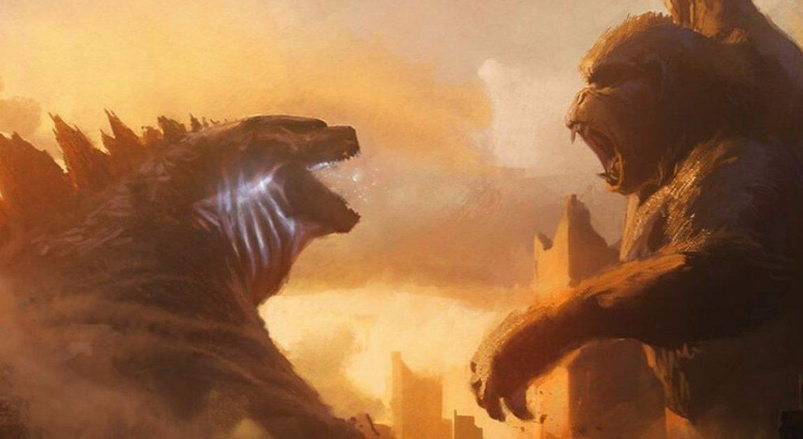 Godzilla Vs Kong Delayed May 2021