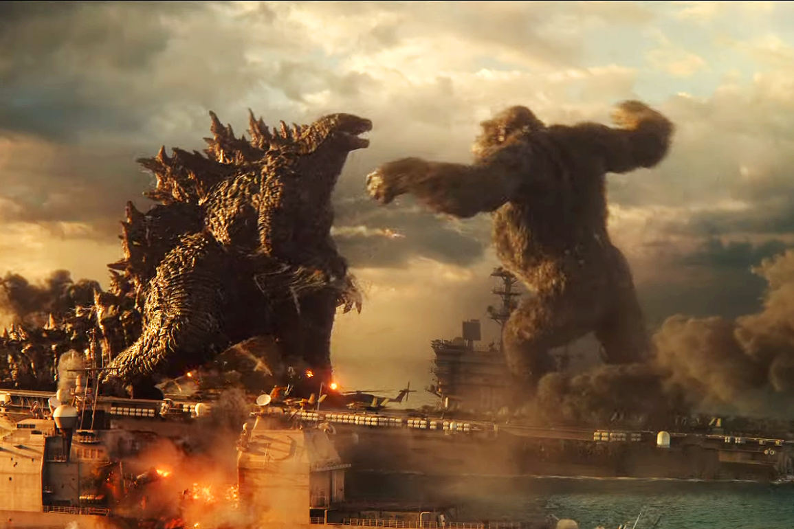 Godzilla vs. Kong – Official Trailer 1 28 screenshot