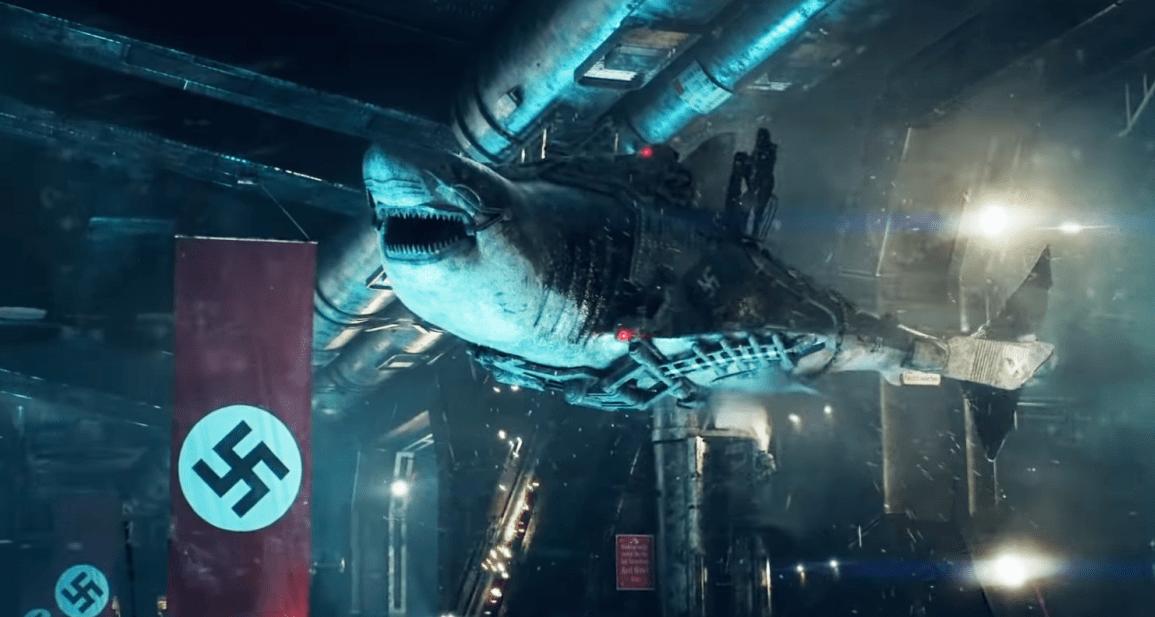 SKY SHARKS Official Trailer 2020 Flying Shark Zombie Action Movie HD 0 17 screenshot