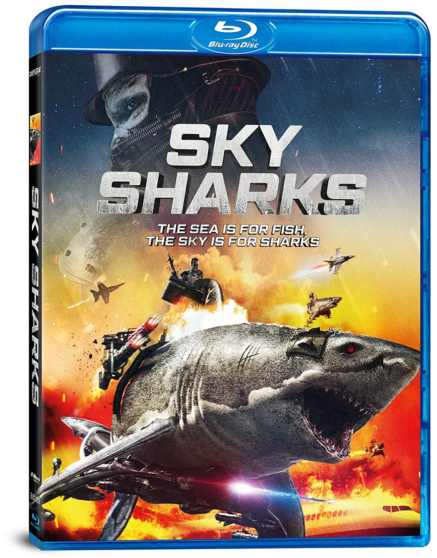 sky sharks bluray