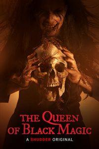 The Queen of black magic affiche film