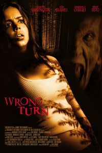 Wrong Turn affiche film