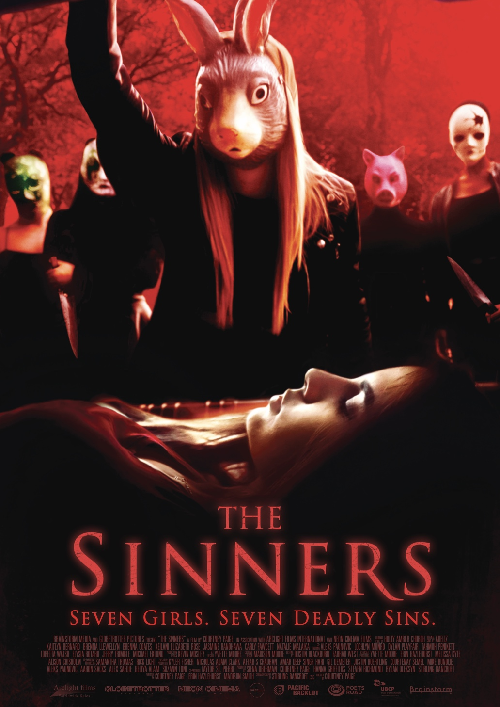 The Sinners affiche film