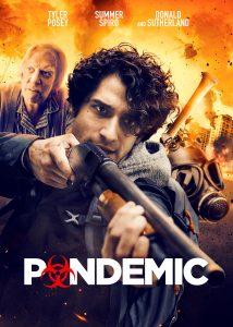 Pandemic affiche film