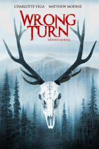 Wrong Turn 2021 affiche film