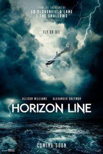 Horizon Line affiche film