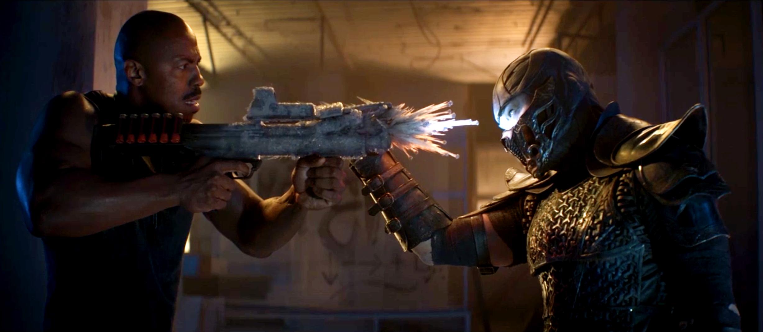 Mortal Kombat film