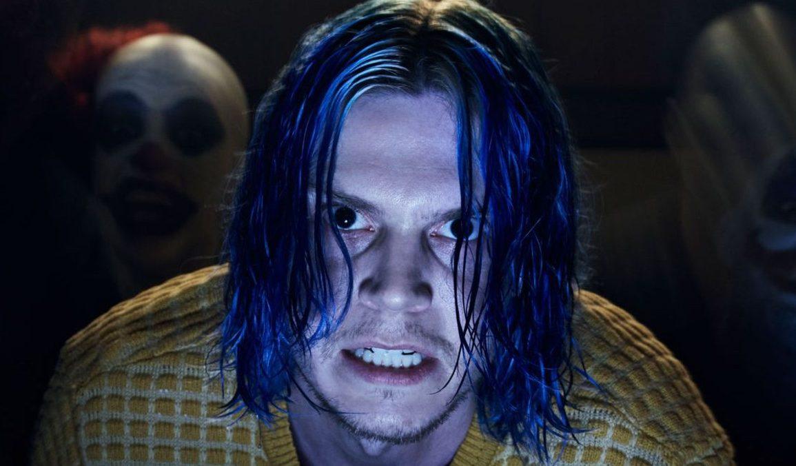 Evan Peters AHS Clowns