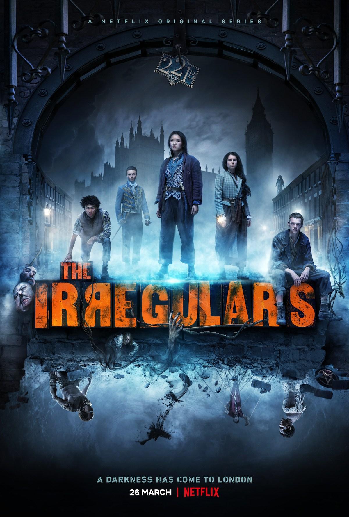 The Irregulars série Netflix