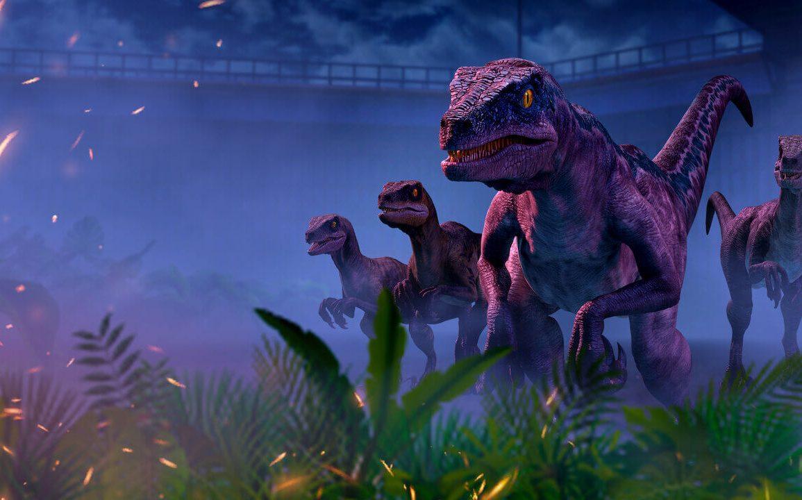 Jurassic World Camp Cretaceous season 3 netflixf