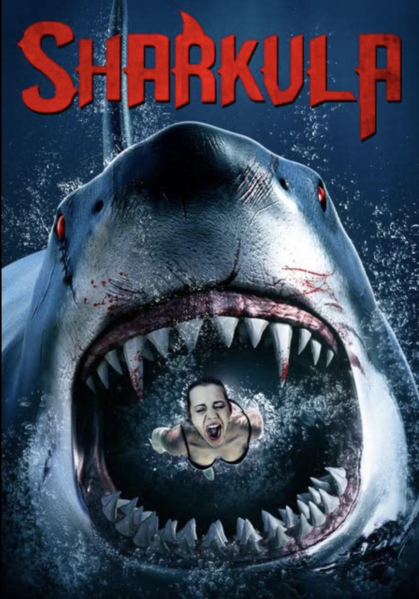 Sharkula affiche film