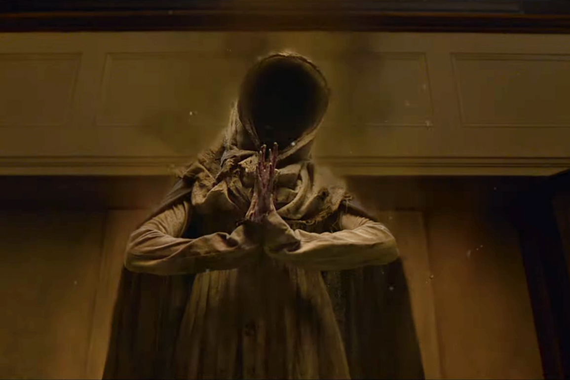 THE UNHOLY Official Trailer HD In Theaters Good Friday April 2 0 3 screenshot