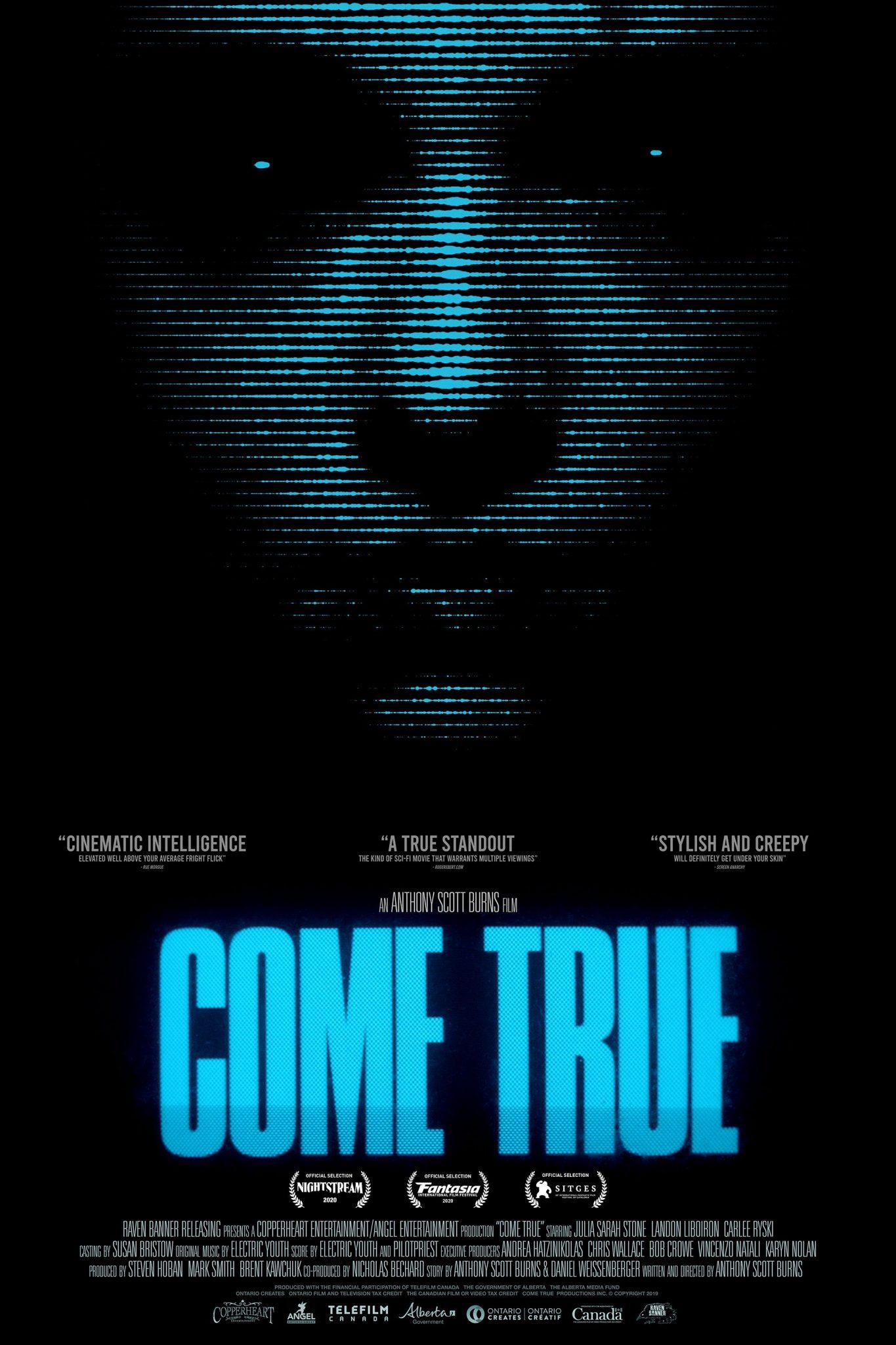 Come True affiche film
